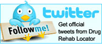 Follow Drug Rehab Locator on Twitter